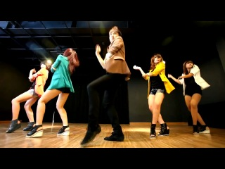 [THE BOYS DANCE CONTEST] The Boys - Girls' Generation (