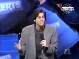 Stand up Джим Керри - Выступление на «Комик релиф» [RUS]